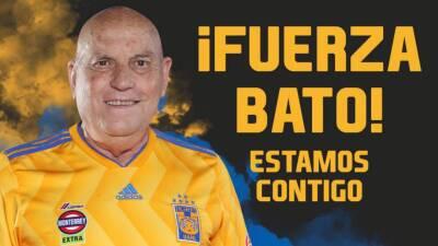 Tigres y gremio del fútbol se unen en solidaridad con Oswaldo Batocletti