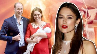 Keira Knightley critica a Kate Middleton por verse 'perfecta' tras dar a luz
