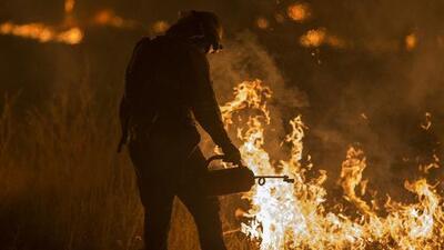 Carpintería y Montecitos en el condado de Santa Bárbara, nuevas zonas afectadas por el incendio Thomas en California