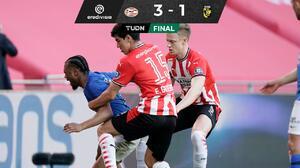 Guti vuelve a ser titular y PSV gana con doblete de Götze