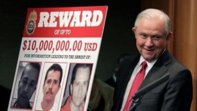 Sube a 1.6 millones la recompensa para capturar al capo mexicano 'El Mencho'