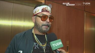 Andrés Ruiz, padre de Andy, asegura que el sombrero en la báscula fue estrategia