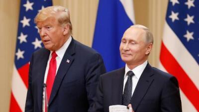 Trump planea invitar a Putin a Washington, pese a las críticas de la cumbre en Finlandia