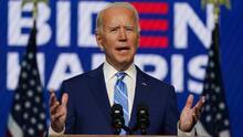 BIden dice que si gana las elecciones gobernará para todos y no solo para quienes votaron por él