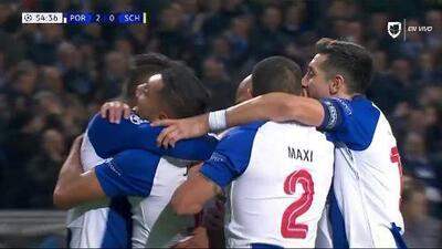 ¡GOOOL! Jesús Manuel Corona anota para FC Porto