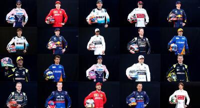 En fotos: conozca a los pilotos de la Temporada 2019 de la Fórmula 1