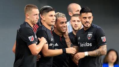 Lucas Rodríguez lidera la victoria de DC United con un doblete
