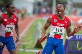 Cuba rebasa a México en medallero de JCC