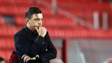 'Muñeco' Gallardo tuvo oferta del Barcelona y la rechazó