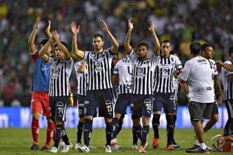 En fotos: Monterrey se une al grupo de líderes con su victoria en León