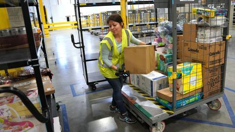 Amazon abre convocatoria para contratar nuevos empleados en el sur de Florida
