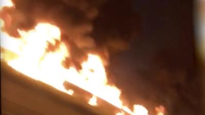 Accidente en la I-55, en suroeste de Chicago, cobra la vida de un camionero