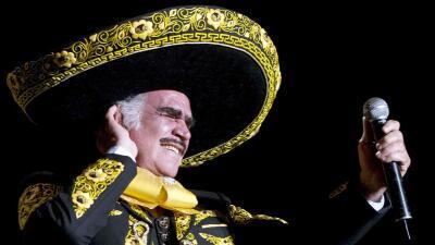 Vicente Fernández sorprende con declaración que involucra a la comunidad gay