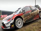 Sebastien Ogier remontó para liderar el Rally de Montecarlo