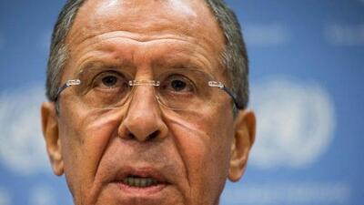 """Canciller ruso, como Trump, califica de """"caza de brujas"""" el escándalo de los contactos con Moscú"""