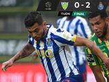 Con Jesús 'Tecatito' Corona, Porto vence al Tondela y se acerca al Sporting