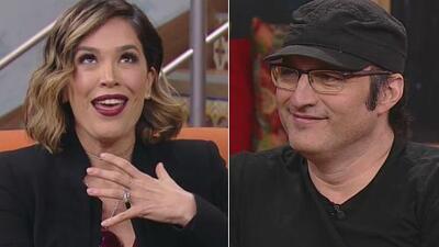 Karla Martínez tiene un recuerdo especial junto a Robert Rodríguez de sus inicios en la conducción
