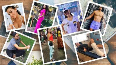 Fiestas, bikinis, romance y más: así vivieron el fin de semana los conductores de Despierta América