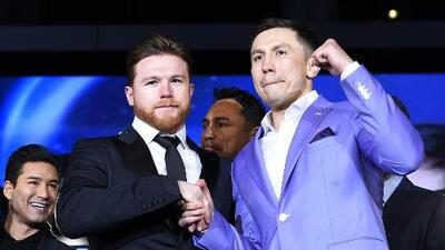 Tras ser suspendido, Canelo Álvarez podría no pelear con el kazajo Gennady Golovkin