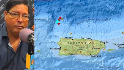 """""""Se sintió hasta en la República Dominicana"""": Temblor de 6.0 ocurrió en zona donde han ocurrido varios eventos moderados"""