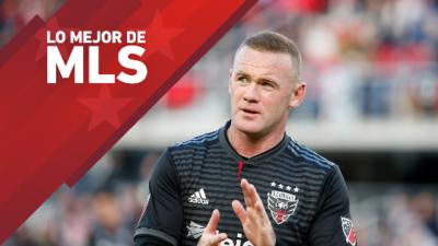 Lo Mejor del 2018: Wayne Rooney levanta al D.C. United de las cenizas con épica 'segunda vuelta'