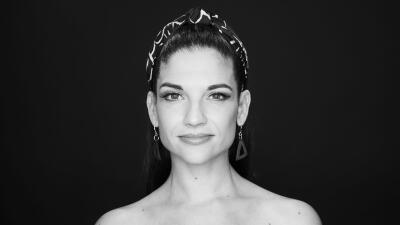 FOTOS: En blanco y negro: Natalia Jiménez al descubierto