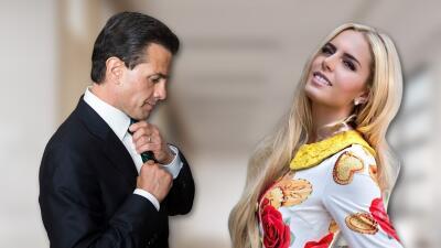 """""""Unas clasecitas no nos caerían nada mal"""": Tania Ruiz afirma que Enrique Peña Nieto y ella aprenderán a bailar"""