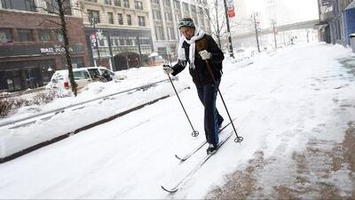 """El vórtice polar afectará con un """"frío brutal"""" al 75% de Estados Unidos"""