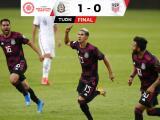 ¡México invicto! Derrota 1-0 al Team USA y finaliza líder de grupo