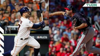 Astros vs Nationals, Serie Mundial sin precedentes