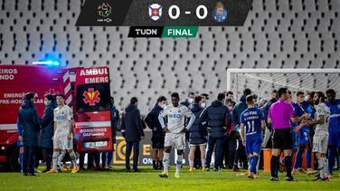 Tecatito fue protagonista en espantoso accidente del Porto