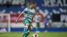 Bryan Garnica apela al buen momento de Santos para el repechaje