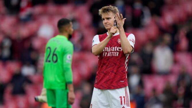 Arsenal se queda sin torneo europeo, algo que no ocurría desde 1996