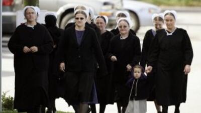 Tres religiones muy particulares; los Amish, los testigos de Jehová y los mormones