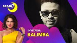 Kalimba habla de depresión y otros grandes retos a los que ha hecho frente en El Break de las 7 con Alejandra Espinoza