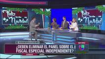 ¿Se debe eliminar el Panel sobre el Fiscal Especial Independiente (PFEI)?
