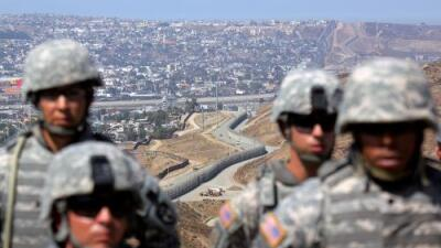 El gobierno enviará miles de soldados a la frontera, pero ¿qué podrán y qué no podrán hacer?