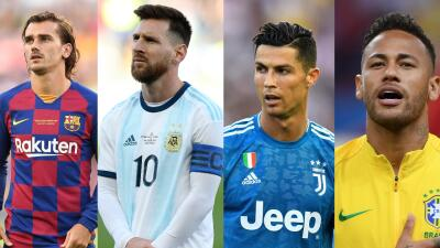 Ningún mexicano en el top 100 de FIFA 20