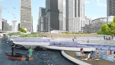 Estas ideas quieren cambiar el rostro del río Chicago