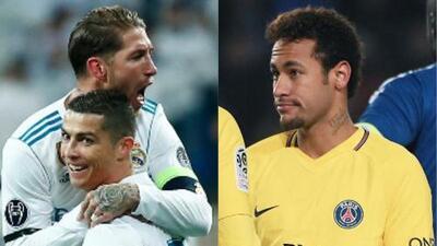 Real Madrid-PSG y Chelsea-Barcelona, los partidazos de octavos de final en la Champions League