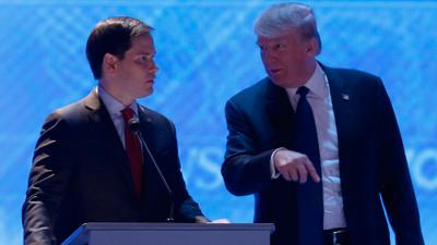 Queridos venezolanos en Estados Unidos, Marco Rubio no es su amigo