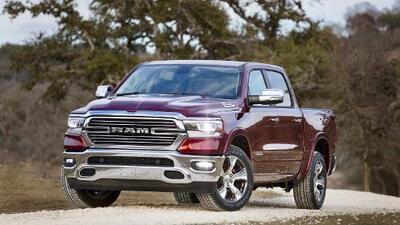 Guerra de pickups: Ram aumenta sus ventas en 2018, amenaza el segundo lugar de Chevrolet