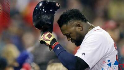 David Ortiz, 'Big Papi', recibió un disparo en República Dominicana