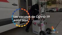 Las vacunas COVID-19 están aquí, juntos podemos acabar con la pandemia