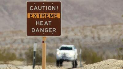 """""""Calor letal"""" en California: estudio prevé más de 40 días al año por encima de los 100° F en el estado"""