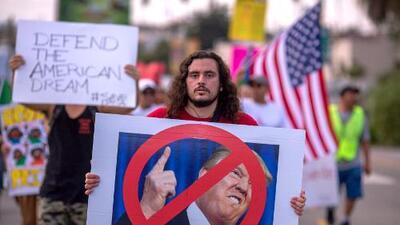 Los argumentos de los 6 dreamers que demandaron a Trump en California por la eliminación de DACA