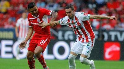 Cómo ver Necaxa vs. Toluca en vivo, por la Liga MX 9 Marzo 2019