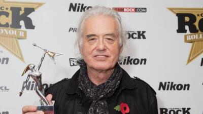 JIMMY PAGE SHEDS LIGHT ON RARE BBC TRACKS DURING ONLINE CHAT