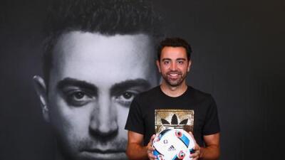 Xavi agradece a Modric por la dedicatoria al recoger el Balón de Oro