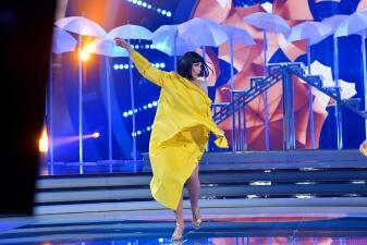 En fotos: así fueron los bailes de Dayanara Torres
